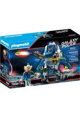 Playmobil Policía Galactica Robot