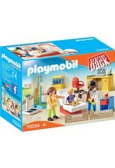 Playmobil Starter Pack Consultation Pédiatrique 70034