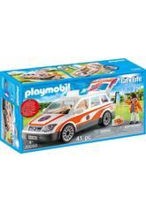 Playmobil Carro de Emergências com Sirene 70050