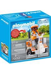 Playmobil Balance Racer de Rescate 70052