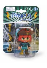 Pinypon Action Pirate Braun-Hut von Famosa 700015581