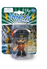 Pinypon Action Pirate Schwarz-Hut Famosa 700015581