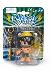 Pinypon Action Pirate Bandana Noire Famosa 700015581