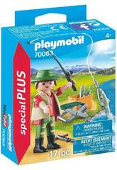 Playmobil Pescador 70063