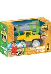 Playmobil Sand Foreuse 70064