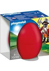 Playmobil Cavaliere con Cannone 70086