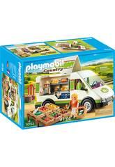 Playmobil Mercado Móvil Playmobil 70134