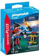 Playmobil Guerreiro 70158