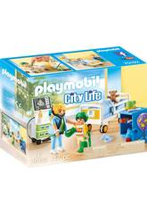 Playmobil Sala Hospital Infantil 70192