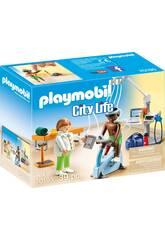 Playmobil Fisioterapeuta 70195
