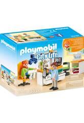 Playmobil Ophtalmologiste 70197