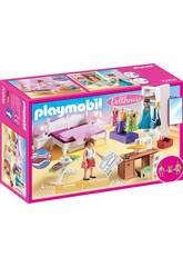 Playmobil Dormitorio 70208