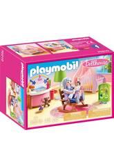 Playmobil Camera del Bebè 70210