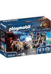 Playmobil Novelmore Team Wolf von Playmobil 70225