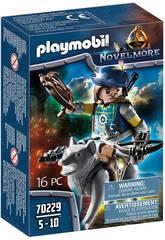 Playmobil Novelmore Armbrustschütze mit Wolf Playmobil 70229