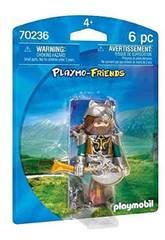 Playmobil Novelmore Guerreiro Lobo Playmobil 70236