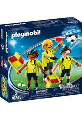 Playmobil Arbitres 70246