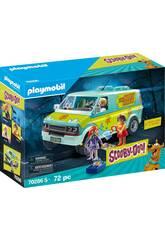 Playmobil Scooby-Doo A Máquina do Mistério 70286