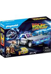 Playmobil Back to the Future von DeLorean 70317