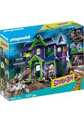Playmobil Scooby-Doo Abenteuer in Mystery Mansion 70361