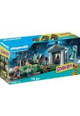Playmobil Scooby-Doo Aventura no Cemitério 70362