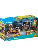 Playmobil Scooby-Doo Dîner avec Shaggy 70363