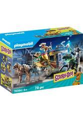 Playmobil Scooby-Doo Aventura en el Salvaje Oeste 70364