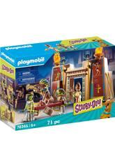 Playmobil Scooby-Doo Aventure en Égypte 70365