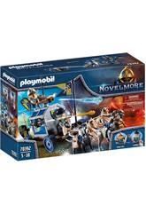 Playmobil Novelmore Transporte do Tesouro 70392