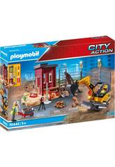 Playmobil Mini Escavadora 70443