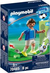 Playmobil Joueur de Football Italie 70485