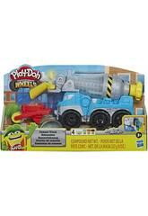 Playdoh Camión de Cemento Hasbro E6891
