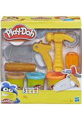 Playdoh Kit d'Outils Tooling Around Set Hasbro E3565