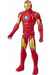 Avengers Figura Titán Iron Man Hasbro E7873