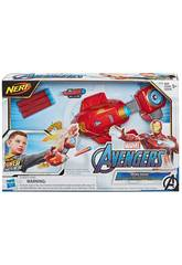 Avengers Nerf Power Moves Raggio Repulsore Iron Man Hasbro E7376