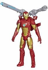 Avengers Figura Titano con Accessori Iron Man Hasbro E7380