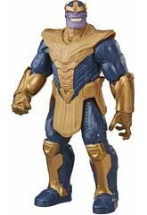 Avengers Figurine Titan Deluxe Thanos Hasbro E7381