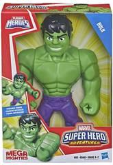 Figura Mega Mighties Hulk Hasbro E4149