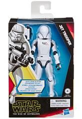 Star Wars Episodio 9 Figura Jet Trooper Hasbro E6706