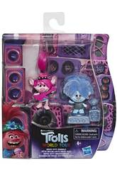 Trolls Figurine Rock City Bobble Hasbro E85815L00