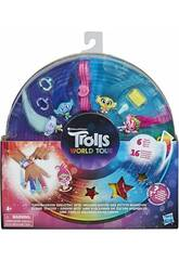 Trolls World Tour Set de Bijuteria Mini Dançarinos Hasbro E8283