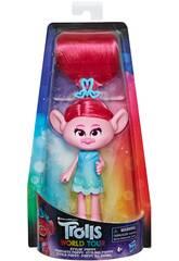Trolls Bambola Fashion Stylin Poppy Hasbro E80225L00