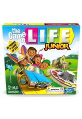 Juego de Mesa Game of Life Junior Hasbro E6678