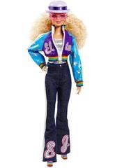 Barbie Sammlung Music Collaboration Elton John Mattel GHT52