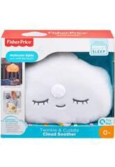 Fisher Price Nuage Brillez et Dormez Mattel GJD44