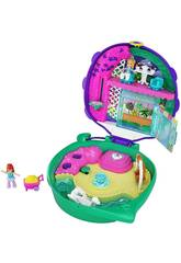 Polly Pocket Cofre Polly & Lila Lady Bug Mattel GKJ48