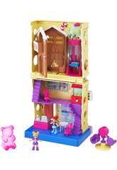 Polly Pocket Pollyville Confiserie Mattel GKL57