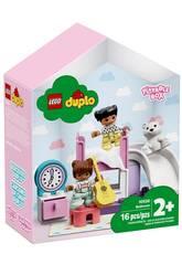 Lego Duplo Town Chambre á Coucher 10926