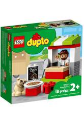 Lego Duplo Town Pizza Stand 10927