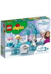 Lego Duplo Frozen Festa di Tè di Elsa e Olaf 10920